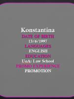 Konstantina