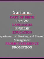 Xarianna1